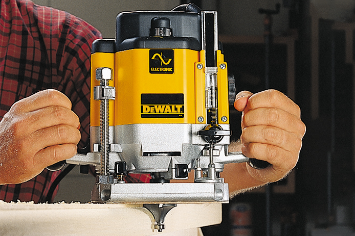 Dewalt Wood Router