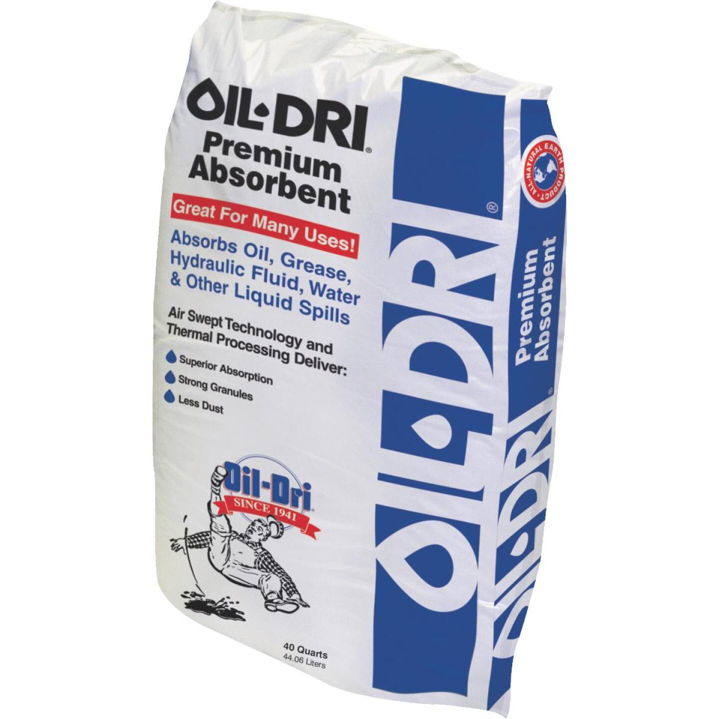 Oil Dri 40 Qt. Industrial Oil Absorbent Image 1