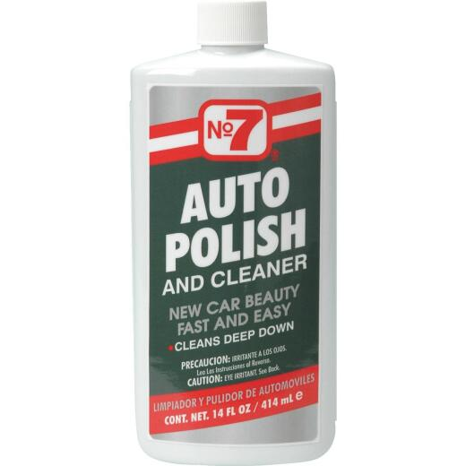 NO. 7, 14 oz Liquid Polishing Compound